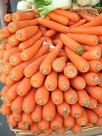 Una carota allunga la vita