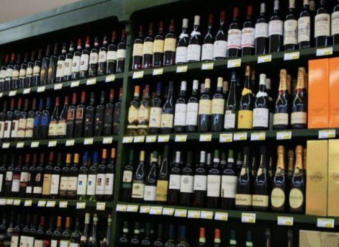 Il vino non risente della crisi