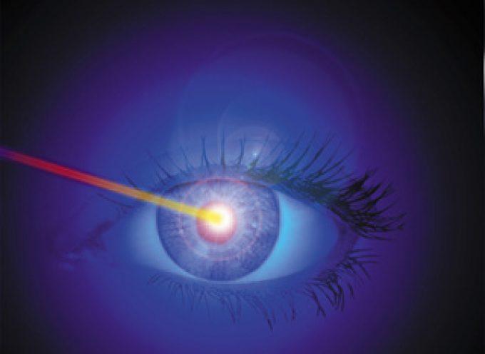 Puntatori laser, un pericolo per gli occhi
