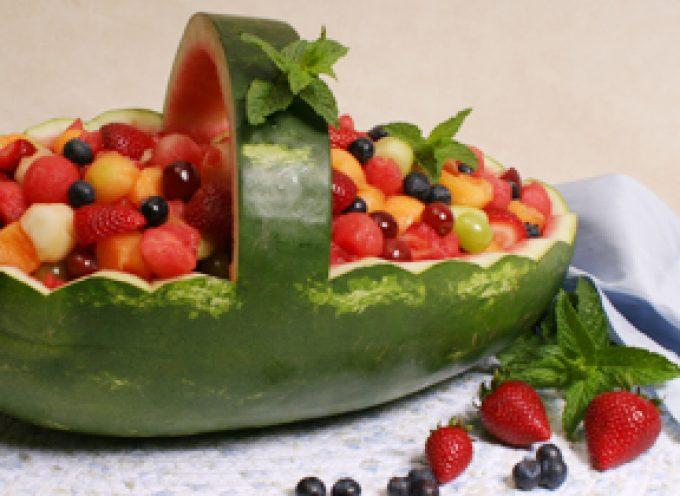 Aneurisma, la difesa passa per la frutta