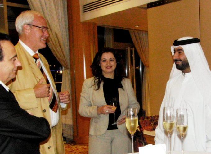Lo spumante veneto senz'alcol conquista Dubai