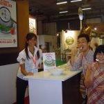 La mozzarella di bufala campana Dop vola al Foodex di Tokyo 2011