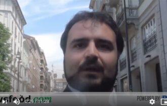 Intervista a Federico Gordini, presidente Milano Food Week (Video)