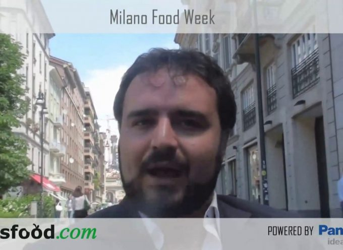 Intervista a Federico Gordini, presidente Milano Food Week (Video)