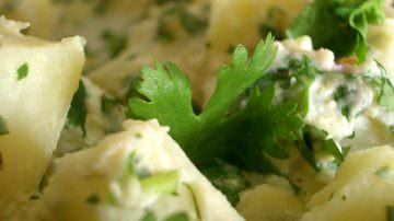 Consumi: Coldiretti, nasce wellness con prezzemolo, patate e c.