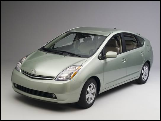 Toyota: Record di vendite per Prius