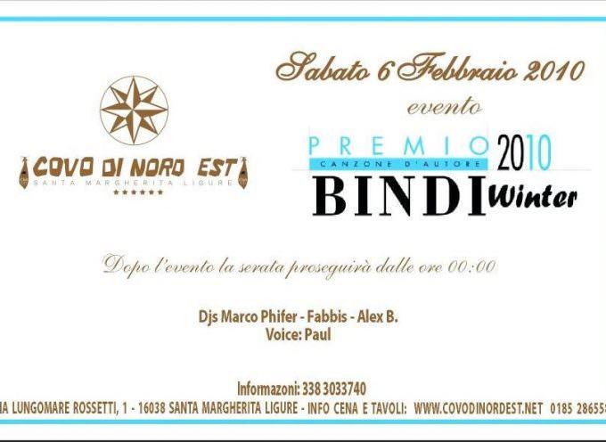 Antonella Ruggiero ed Eugenio Finardi tra gli ospiti del Premio Bindi 2010