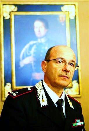 Condannato a 14 anni il comandante dei Ros