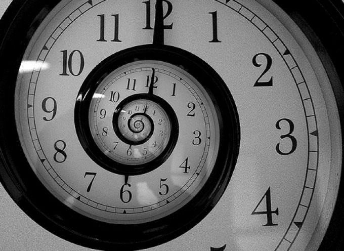 Da oggi il viaggio nel tempo è più vicino