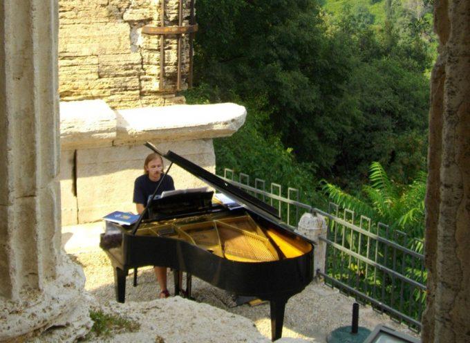 Quando la musica si fonde con la natura…