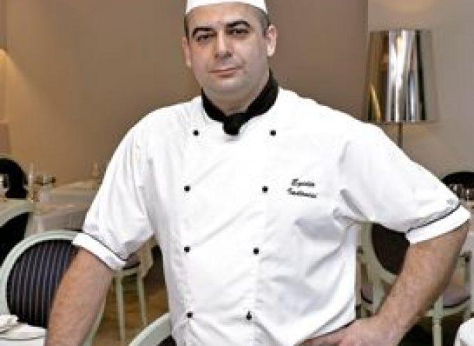 Lugano, Swiss Diamond Hotel: La vera cucina mediterranea di Egidio Iadonisi