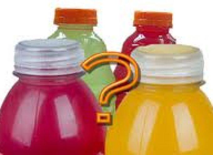Le bevande zuccherate non fanno ingrassare. Se non si conosce il contenuto
