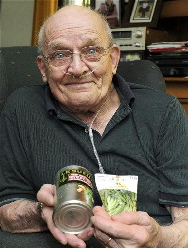 Una pianta di piselli nel polmone: il caso di Ron Sveden