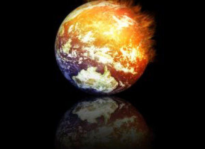 Caldo record: La temperatura della terra nel 2010 è stata la più elevata mai registrata