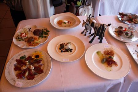 """Sfida tra chef al concorso internazionale """"La capra a tavola"""""""
