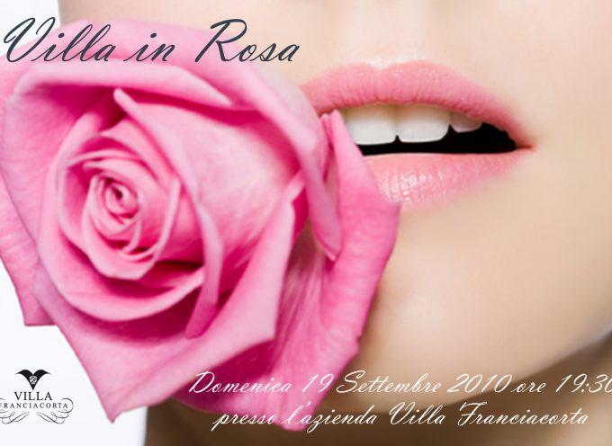 Villa Franciacorta dedica una serata alle donne