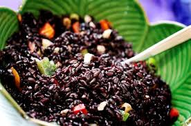 Il riso nero: più antiossidanti dei frutti di bosco