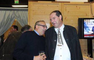 Altamarca chiude a Cortina con il Ministro Galan