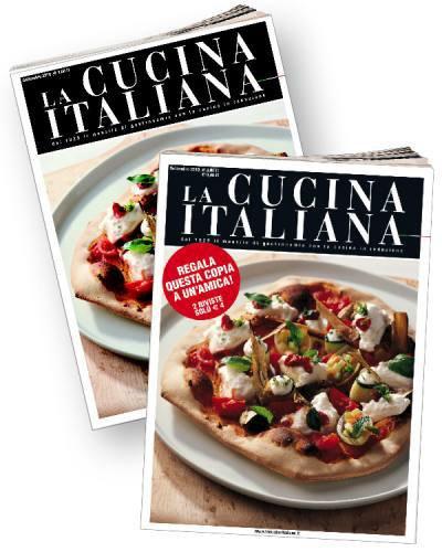 La Cucina Italiana rinnova il look e i contenuti