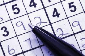 Sudoku e cruciverba velocizzano l'Alzheimer