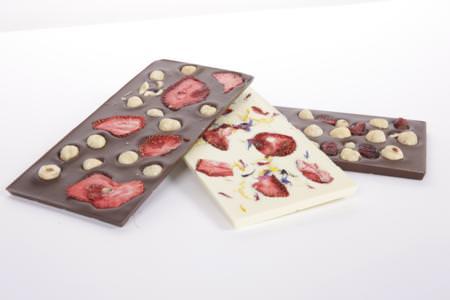 La tavoletta di cioccolato su misura per te…