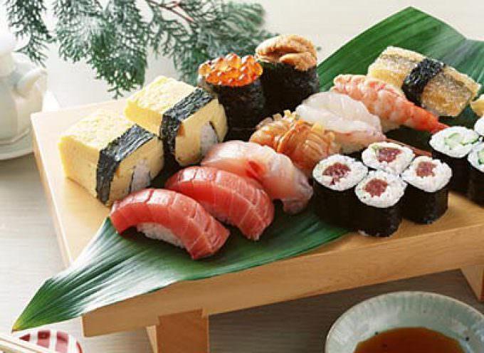 Pesce crudo: Occhio all'Anisakis
