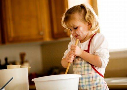 Al via i corsi di cucina di Gianni D'Amato dedicati ai bambini