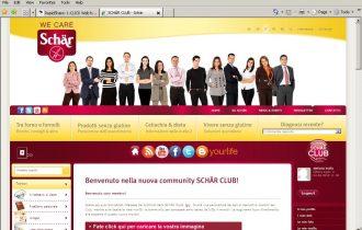 Schär Club: la web community per celiaci piu' grande del mondo