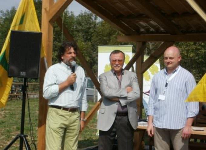 La festa dei 10 anni della Green Farm a Nole Canavese (TO)