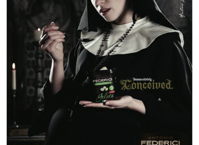 Suore incinte e preti in amore: il gelato Antonio Federici fa scandalo in Gran Bretagna