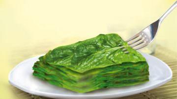 """Innovazione """"Foglia a Foglia"""": Per avere vegetali in foglia surgelati come quelli freschi"""