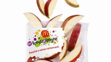 La frutta e verdura di McDonald's a Macfrut 2011