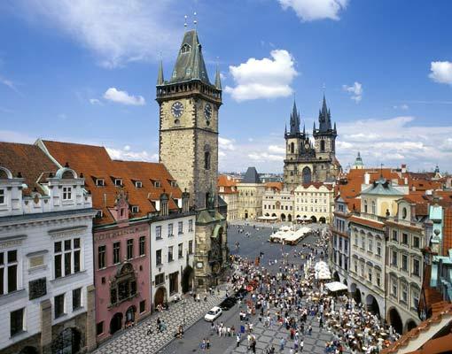 Repubblica Ceca: Itinerario regale sulle orme dei Lussemburgo e di Carlo IV