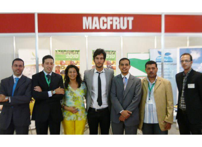 """Macfrut 2010 """"invaso"""" dalle aziende egiziane"""