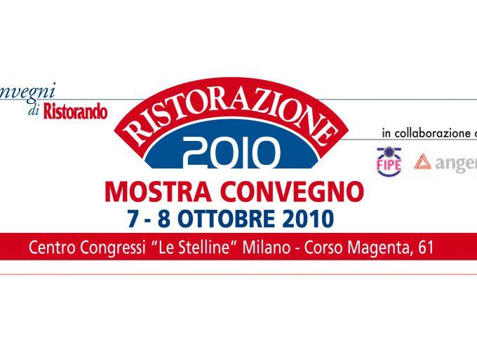 Milano: Ristorazione 2010 – Mosta Convegno
