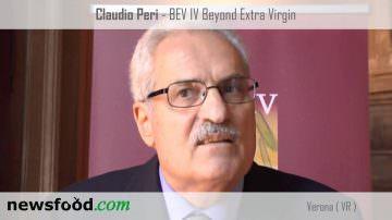 Il Prof. Claudio Peri apre la IV edizione di Beyond Extra Virgin