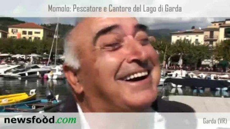 Momolo: Pescatore e Cantore del Lago di Garda (prima parte: Momolo canta)