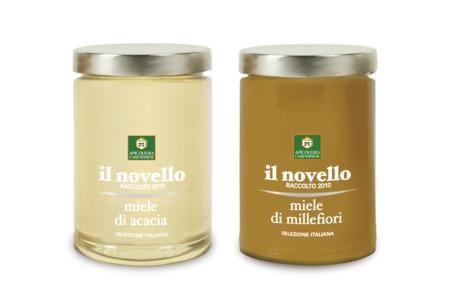 """Miele: E' nato """"Il Novello raccolto 2010"""", l'ultima novità di Apicoltura Casentinese"""