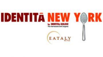 New York, NY October 12, 1492: Cristoforo Colombo and now October 12, 2010: Paolo Marchi with 'Identità New York 2010′ at Eataly