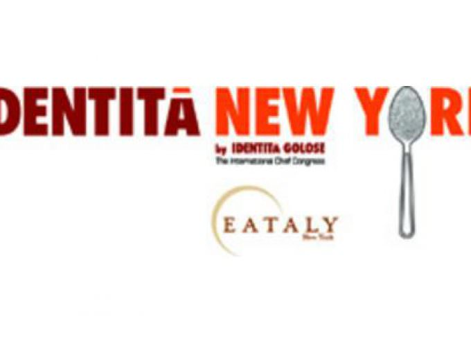 New York, NY October 12, 1492: Cristoforo Colombo and now October 12, 2010: Paolo Marchi with 'Identità New York 2010′ at Eataly
