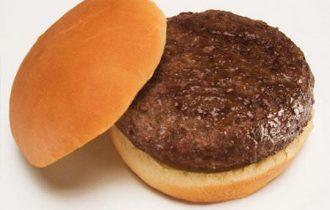 Fine 2012, ecco l'hamburger artificiale