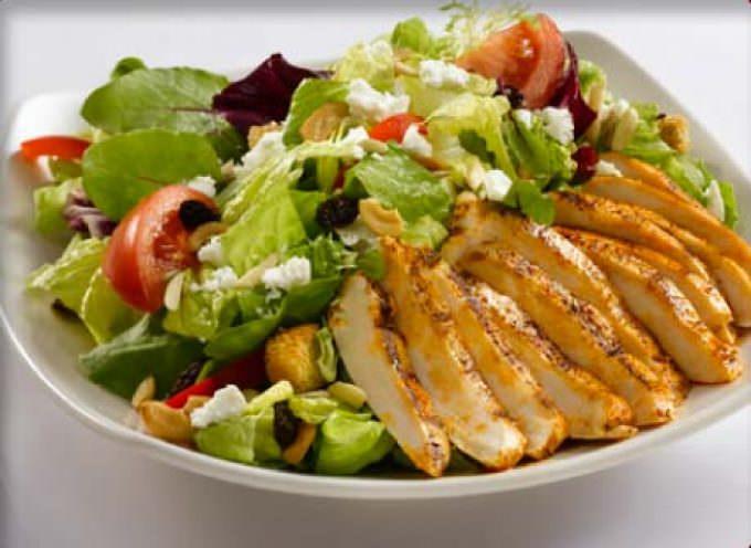 L'insalatona è un inganno dietetico