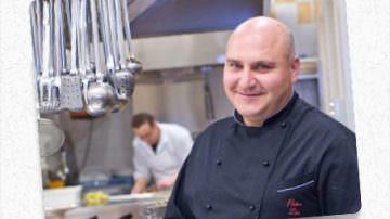 Corso di cucina con Pietro Zito presso il Ristorante Antichi Sapori