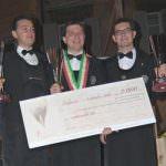 Nicola Bonera è il Miglior Sommelier d'Italia