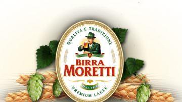 Birra Moretti non poteva mancare all'appuntamento con Identità New York