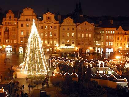 Natale in Repubblica Ceca: l'atmosfera si fa calda e avvolgente