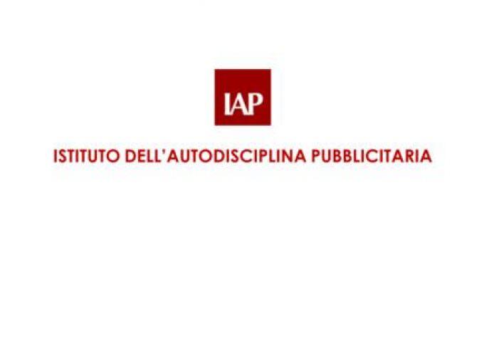 Corso di formazione IAP (Istituto dell'Autodisciplina Pubblicitaria)