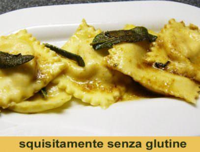 Ravioli senza glutine, Celiachia