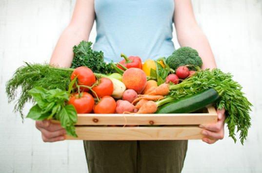 Tanta verdura: così inizia il pasto perfetto