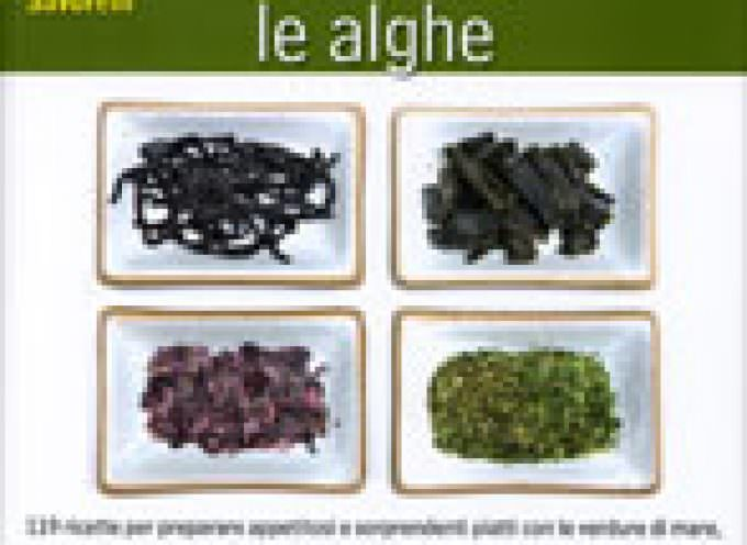 Cucinare le alghe: palato sazio e fisico in forma